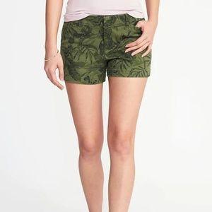 Pixie Chino Shorts For Women - 3.5 inch inseam